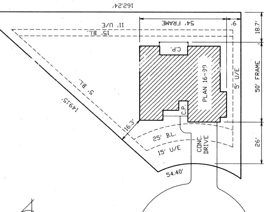 Quincy site plan